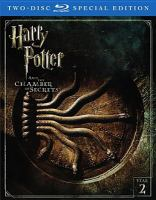 Cover image for Harry Potter and the Chamber of Secrets [videorecording (Blu-ray)]