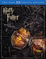 Cover image for Harry Potter and the deathly hallows. Part I [videorecording (Blu-ray)]