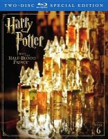 Cover image for Harry Potter and the Half-Blood Prince [videorecording (Blu-ray)]