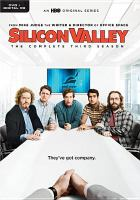 Cover image for Silicon Valley. The complete third season [videorecording (DVD)]