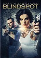 Cover image for Blindspot. The complete second season [videorecording (DVD)].