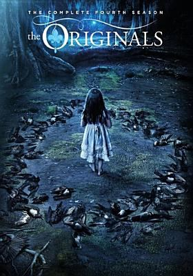 Cover image for The originals. The complete fourth season [videorecording (DVD)]