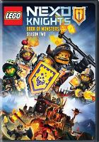 Cover image for Lego nexo knights. Book of monsters / Season two, [videorecording (DVD)]