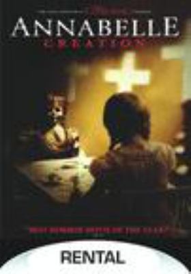 Cover image for Annabelle. Creation [videorecording (DVD)]