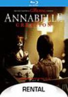 Cover image for Annabelle. Creation [videorecording (Blu-ray)]