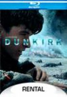 Cover image for Dunkirk [videorecording (Blu-ray)]
