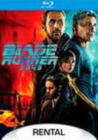 Cover image for Blade runner 2049 [videorecording (Blu-ray)]