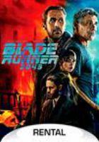 Cover image for Blade runner 2049 [videorecording (DVD)]