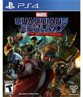 Cover image for Guardians of the galaxy: the Telltale series [electronic resource (video game)]