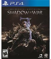 Cover image for Middle-earth: shadow of war [electronic resource (video game)]