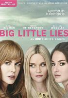 Cover image for Big little lies. Season 1 [videorecording (DVD)].
