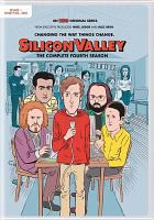 Cover image for Silicon Valley. The complete fourth season [videorecording (DVD)]