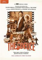 Cover image for The deuce. The complete first season [videorecording (DVD)]