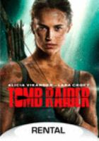 Cover image for Tomb raider [videorecording (DVD)]