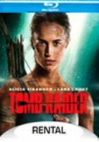 Cover image for Tomb raider [videorecording (Blu-ray)]