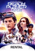 Cover image for Ready player one [videorecording (DVD)]