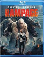 Cover image for Rampage [videorecording (Blu-ray)]