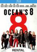 Cover image for Ocean's 8 [videorecording (Blu-ray)]