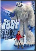 Cover image for Smallfoot [videorecording (DVD)]