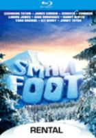 Cover image for Smallfoot [videorecording (Blu-ray)]