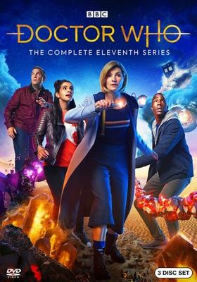 Cover image for Doctor Who. The complete eleventh series [videorecording (DVD)]