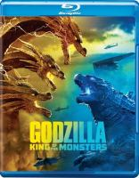 Cover image for Godzilla, king of the monsters [videorecording (Blu-ray)]