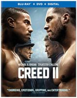 Cover image for Creed II [videorecording (Blu-ray)]