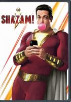 Cover image for Shazam! [videorecording (DVD)]