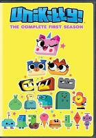 Cover image for UniKitty!. [videorecording (DVD)] The complete first season.