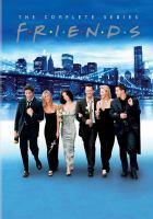 Cover image for Friends. Season 2 [videorecording (DVD)]