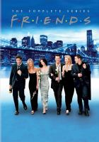 Cover image for Friends. Season 2 [videorecording (DVD)]