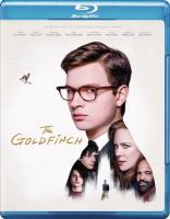 Cover image for The goldfinch [videorecording (Blu-ray)]