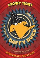 Cover image for Looney tunes. The essential Daffy Duck [videorecording (DVD)]
