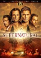 Cover image for Supernatural Season 15 [videorecording].