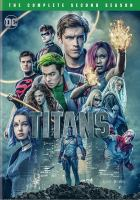 Cover image for Titans. The complete second season [videorecording (DVD)]