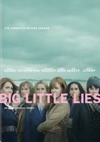 Cover image for Big little lies. The complete second season [videorecording (DVD)]