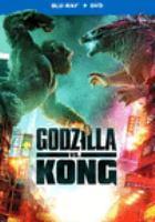 Cover image for Godzilla vs. Kong [videorecording (Blu-ray)]