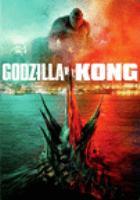 Cover image for Godzilla vs. Kong [videorecording (DVD)]