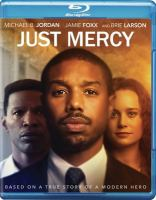 Cover image for Just mercy [videorecording (Blu-ray)]