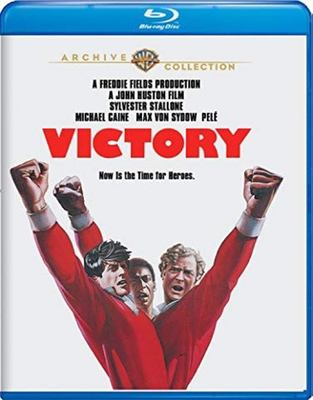 Cover image for Victory [videorecording (Blu-ray)]