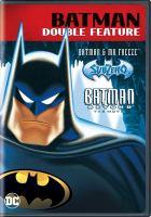 Cover image for Batman & Mr. Freeze, subzero ; [videorecording (DVD)] : Batman beyond : the movie.