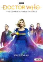 Cover image for Doctor Who. The complete twelfth series [videorecording (DVD)]