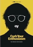 Cover image for Curb your enthusiasm. The complete tenth season [videorecording (DVD)]
