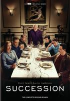 Cover image for Succession. The complete second season [videorecording (DVD)]