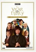 Cover image for The vicar of Dibley [videorecording (DVD)]. The immaculate collection.