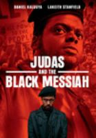 Cover image for Judas and the black messiah [videorecording (DVD)]