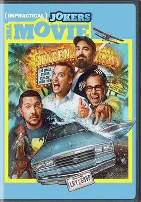 Cover image for (Impractical) jokers [videorecording (DVD)] : the movie