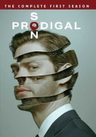 Cover image for Prodigal son. Season 1 [videorecording (DVD)].