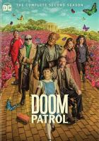 Cover image for Doom Patrol. The complete second season [videorecording (DVD)]