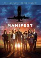 Cover image for Manifest. The complete second season [videorecording (DVD)].